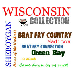 Brat Fry Wisconsin Collection